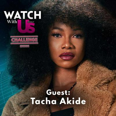 Cover art for Tacha Akide Reflects on Her Rookie Season of The Challenge