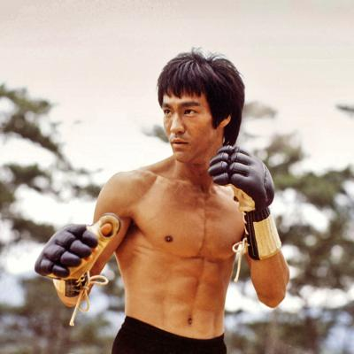 Cover art for Bruce Lee: Fighting, Philosophy, Intense Breakups, Hollywood Stereotypes, Taming The Ego, & Dave Gets Mugged