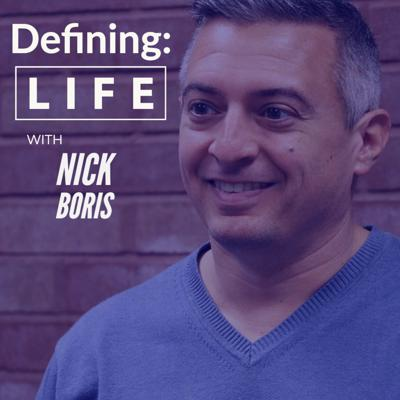 Nick Boris discusses topics to live a great life. Often messy and never perfect, we explore how to navigate our days with purpose, focus on what matters, and connect today's actions with our goals and dreams. Join us each week as we define our lives to be our most fulfilled future selves.