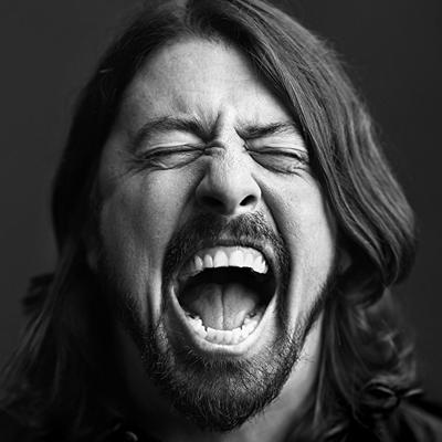 Cover art for Ep 7.  Dave Grohl