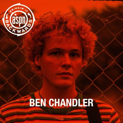 Cover art for Interview with Ben Chandler