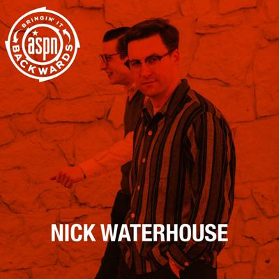 Cover art for Interview with Nick Waterhouse