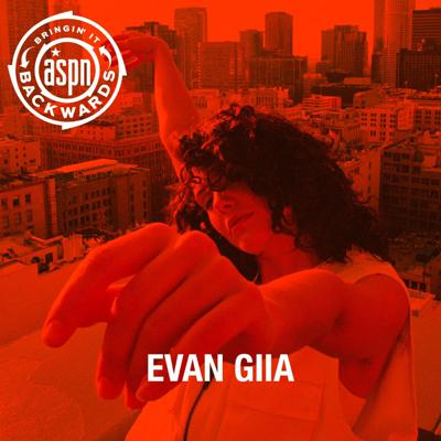 Cover art for Interview with EVAN GIIA