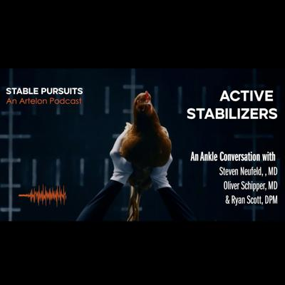 Cover art for Active Stabilizers: The Peroneals