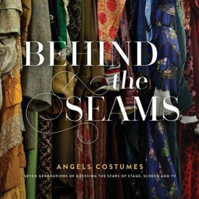 Cover art for Angels Behind the Seams, Review of the Year 2020