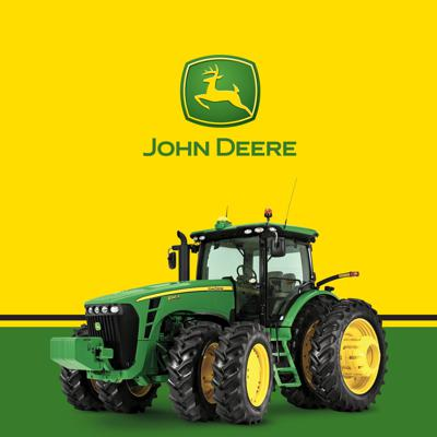 Cover art for Is John Deere About To Rev Up Profits?