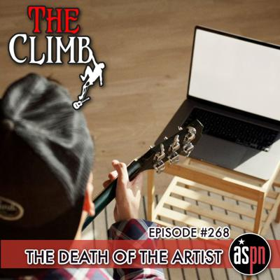 Cover art for Episode #268: The Death Of The Artist