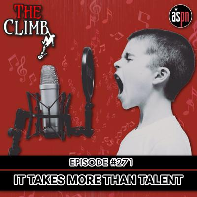 Cover art for Episode #271: It Takes More Than Talent