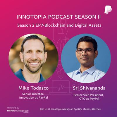 Cover art for S2E7- Blockchain and Digital Assets