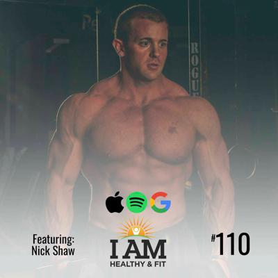 Cover art for 110. Fit for Success with Nick Shaw
