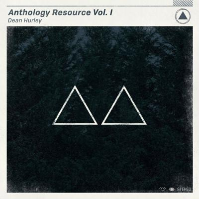 Cover art for Dark Ambient and Cinema: Anthology Resource Vol. I and Everywhere, an empty bliss