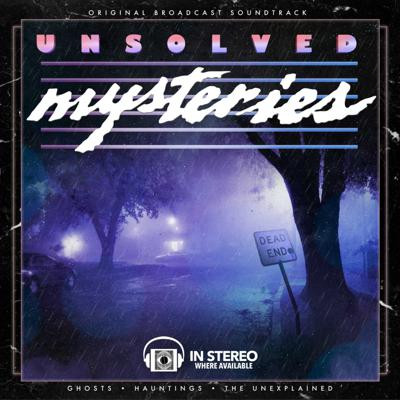 Cover art for The Music of Unsolved Mysteries