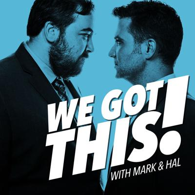Each week, actors Mark Gagliardi and Hal Lublin (Drunk History, The Thrilling Adventure Hour, Welcome to Night Vale) sit down to settle all the small debates that are a big deal to YOU - once and for all. No subject is too small for Mark and Hal to tackle! Even though you may think it's an impossible puzzle to solve, don't worry... We Got This