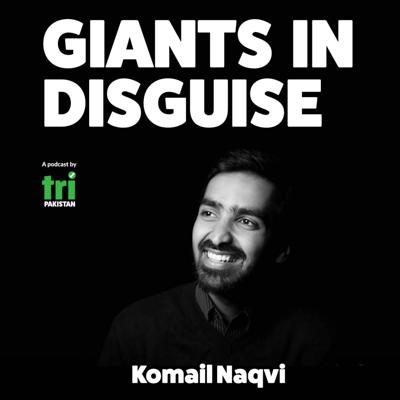 Cover art for EP 009 - Komail Naqvi