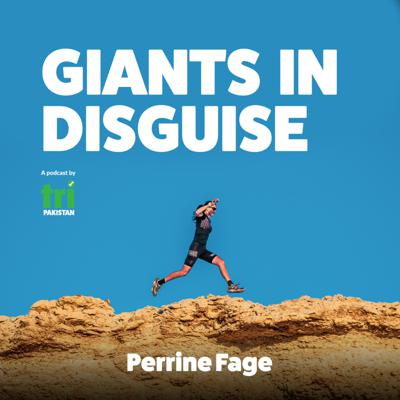 Cover art for EP 001 - Perrine Fage