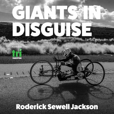 Cover art for EP 008 - Roderick Sewell Jackson