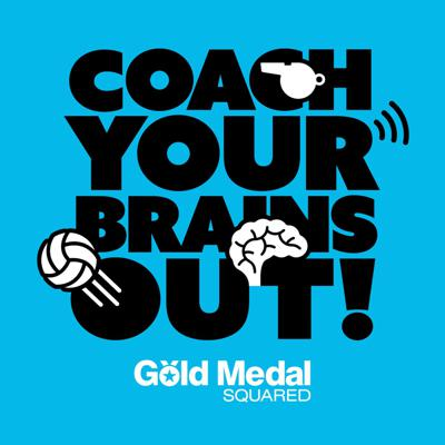Coach Your Brains Out, by Gold Medal Squared has been releasing weekly podcasts going on five years now!  Founded by professional beach volleyball players John Mayer and Billy Allen, the primary goal is practical, useful education that will help you become a better coach.  Our podcasts are released every Thursday afternoon, so set your notifications accordingly!