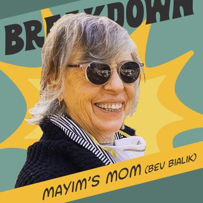 Cover art for Bevisode with Mayim's Mom! Anxiety, Sexuality & Mind-Body Connection