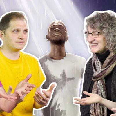 Cover art for Can People Get Out of Hell? Is It Possible To Be Perfect? - Swedenborg Live!