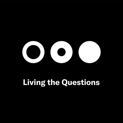 Cover art for Living the Questions — We've been enmeshed with our technologies. Tech Shabbat for everyone?