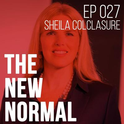 Cover art for 027 // Sheila Colclasure - Data, Privacy, and Trust in the Digital Age