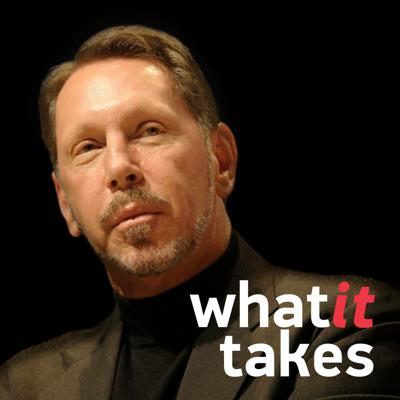 Cover art for Larry Ellison and Ted Turner: Prophets of Innovation
