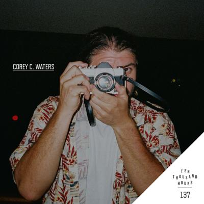 Cover art for 137 Lens with Corey C. Waters