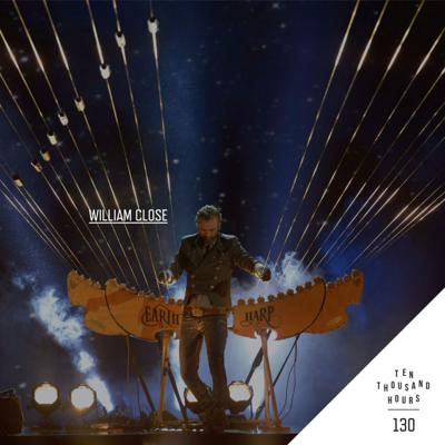 Cover art for 130 Stage with William Close