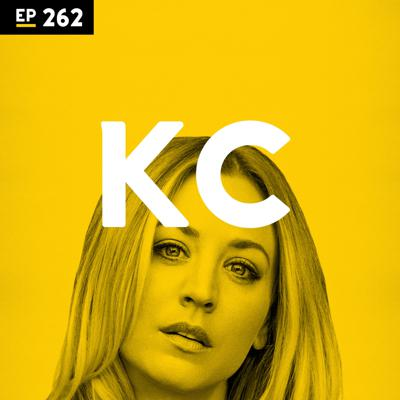 Cover art for Kaley Cuoco