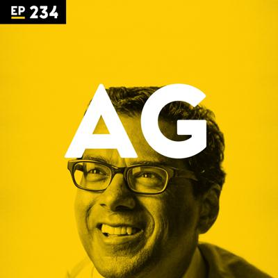 Cover art for Atul Gawande