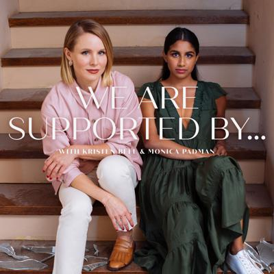 Cover art for We are supported by... Oprah Winfrey