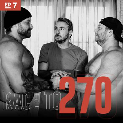 Cover art for Race to 270: Autoeroticism & Athletic Greens