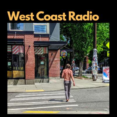 Cover art for West Coast Radio #55 - Halloween Special