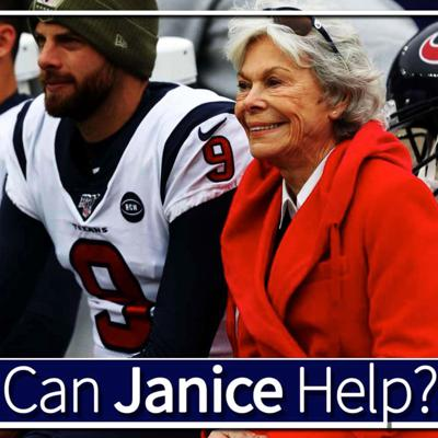 Cover art for Can Janice McNair Save the Texans? 2021 Offseason Week 2|| Texans Unfiltered A Houston Football Podcast