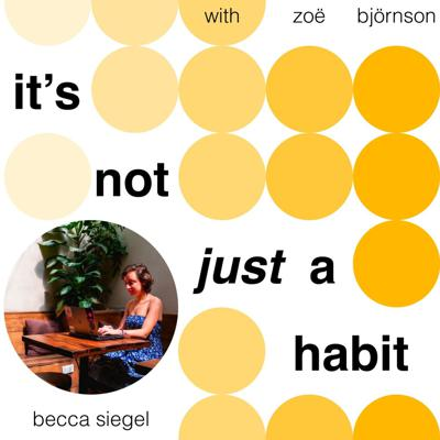 Cover art for 004: An intro to minimalism with Becca Siegel