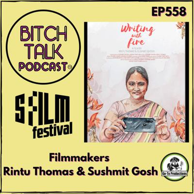 Cover art for SFFILM 2021 - Writing With Fire Directors Rintu Thomas & Sushmit Gosh