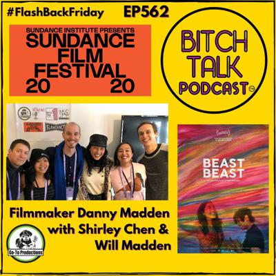 Cover art for Flash Back Friday - Beast Beast Director/Writer Danny Madden and Stars Shirley Chen and Will Madden