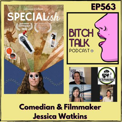Cover art for Getting Special-ish with Comedian/Director Jessica Watkins
