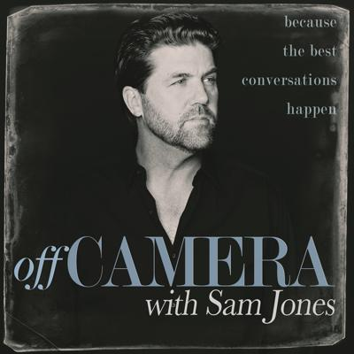 Off Camera is a podcast hosted by photographer/director Sam Jones, who created the show out of his passion for the long form conversational interview, and as a way to share his conversations with a myriad of artists, actors, musicians, directors, skateboarders, photographers, and writers that pique his interest. Because the best conversations happen Off Camera.