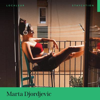 Cover art for The Future of Travel with Marta Djordjevic