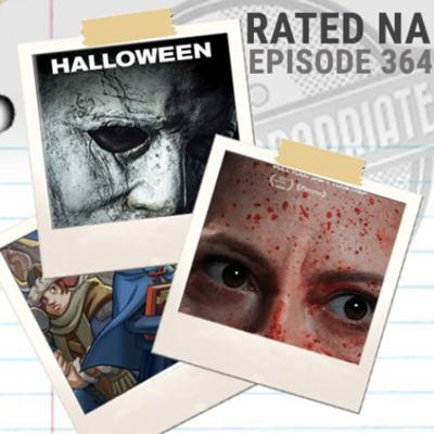 Cover art for Rated NA 364: Halloween 2020