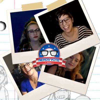 Cover art for Nerds Vote: Life is Strange Cast Reunion Special