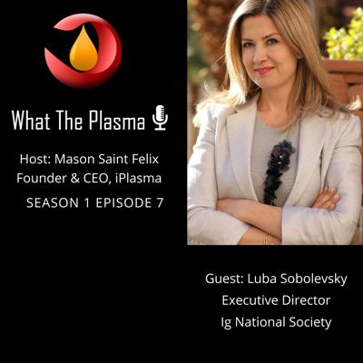 Cover art for Who is IgNS? Featuring Luba Sololevsky Executive Director, IgNS