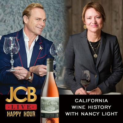 Cover art for JCB LIVE: The Wine Institute's Nancy Light