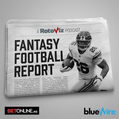 A RotoViz podcast about fantasy-relevant news and rumors, hosted each week by Blair Andrews and Hasan Rahim