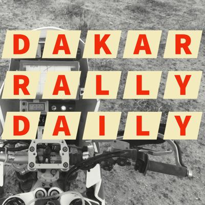 Cycle News' Dakar Rally Daily podcast brings daily coverage of the grandest motorsports event on the planet. Focused primarily on the Elite Motorcycle competitors, Dakar Rally Daily brings you interviews and insight into the dynamic sport of motorcycle rally as fresh as an early morning roadbook note. Learn what makes rally so challenging, the equipment racers use, and hear from the athletes themselves how the race unfolds daily.