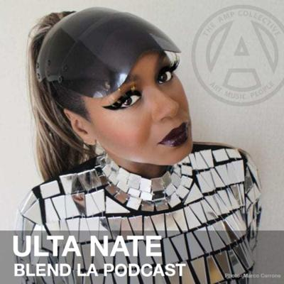 House Music Podcast For House Music Culture |  BLEND LA Podcast | The AMP Collective DJ Duo
