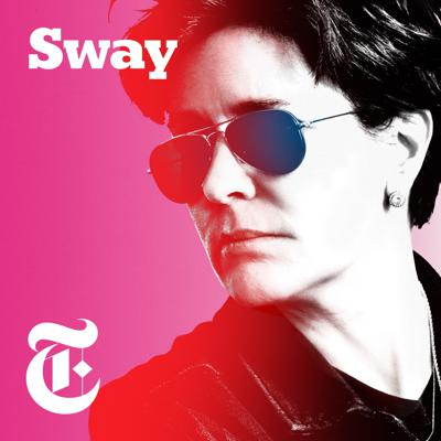 """Power, unpacked. """"Sway"""" is a new interview show hosted by Kara Swisher, """"Silicon Valley's most feared and well liked journalist."""" Now taking on Washington, Hollywood and the world, Kara investigates power: who has it, who's been denied it, and who dares to defy it. Every Monday and Thursday, from New York Times Opinion Audio."""
