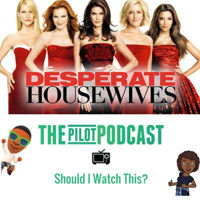 Cover art for Desperate Housewives