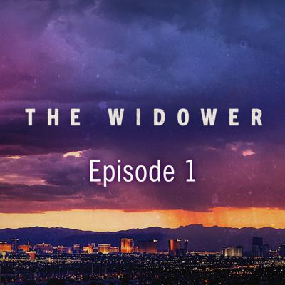 """Cover art for The Widower Ep. 1: """"My Wife's Been Shot"""""""